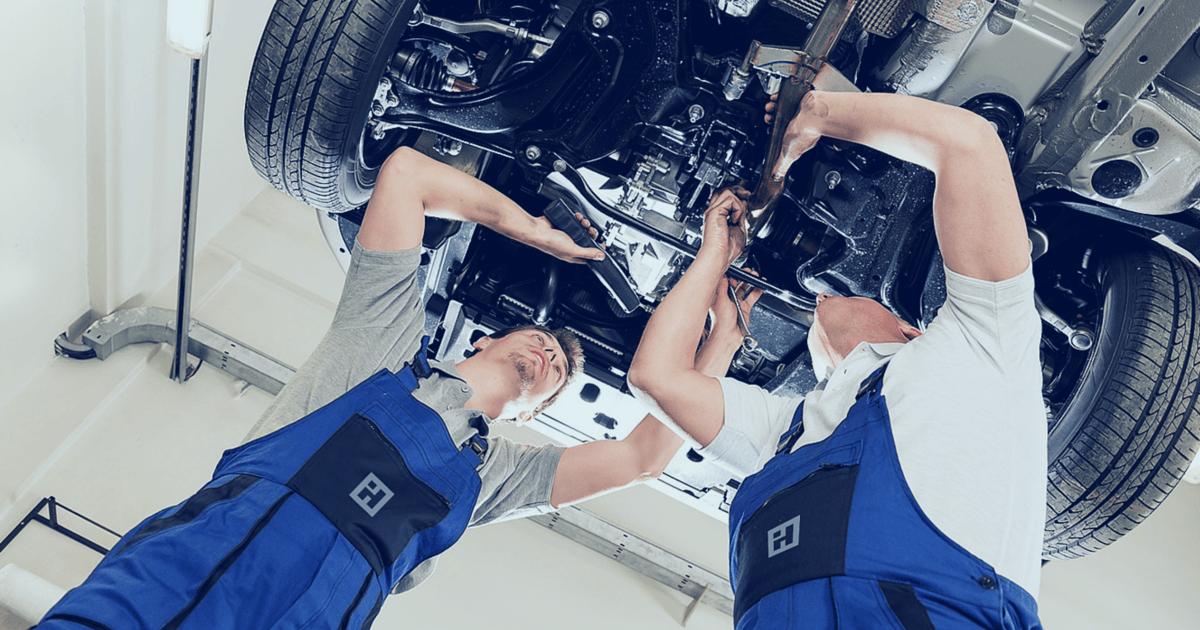 Stelle: Ausbildung Kfz-Mechatronik